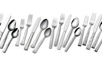 GROUPON: Mikasa Gourmet Basics 20-Piece Flatware Sets Mikasa Gourmet Basics 20-Piece Flatware Sets