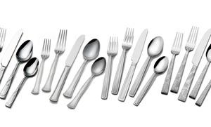 Mikasa Gourmet Basics 20-piece Flatware Sets
