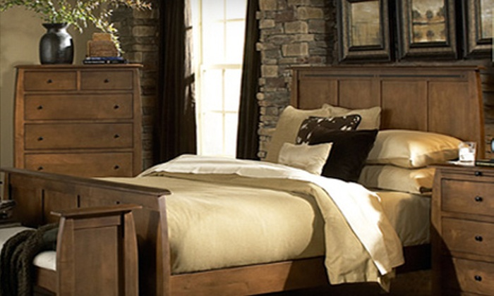 Heavenly Sleep Shoppe - Multiple Locations: Mattresses, Furniture, and Accessories at Heavenly Sleep Shoppe (67% Off). Two Options Available.