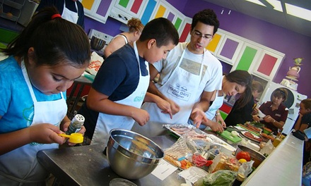 Children's Cooking Class at Young Chefs Academy San Antonio (Up to 50% Off). Six Options Available.