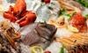 Wertgutschein Meeresfrüchte