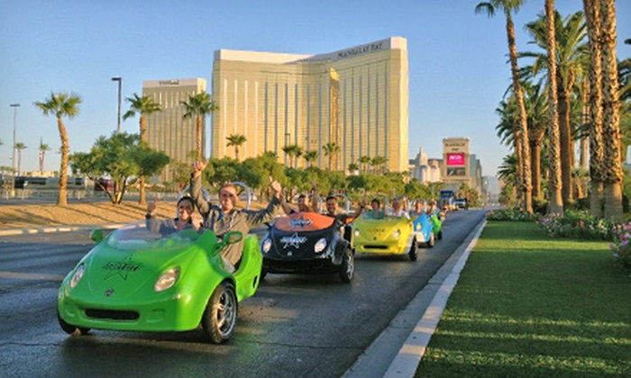 Scoot City Tours In Las Vegas, NV