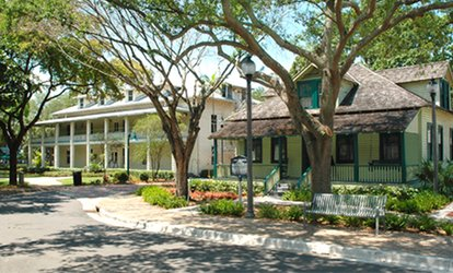 General Admission for Two to the Fort Lauderdale History <strong>Museum</strong> (53% Off)