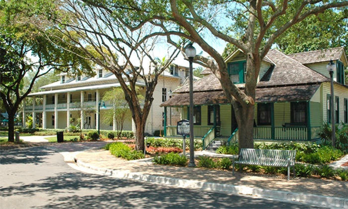 Fort Lauderdale History Museum - Fort Lauderdale History Museum: General Admission for Two or Four to the Fort Lauderdale History Museum (50% Off)