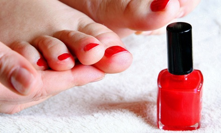 Microdermabrasion and Peel, Three Microdermabrasions, or Pedicure at Cheri's Skin & Nail Boutique (Up to 58% Off)
