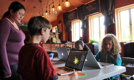 One or Three Animation Workshops for One Youth at Hollywood Theatre (Up to 41% Off)