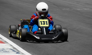 SUPAKART: Kids' Karting Party for Children at Supakart (Up to 52% Off)