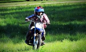 ROC events: Stage motorijden voor kinderen, halve dag of hele dag, optioneel met quadstage vanaf € 29,99 met ROC Events