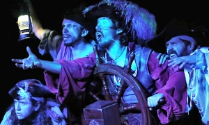 """""""the Greatest Pirate Story Never Told!"""" On February 14, 15, Or 16 (up To 55% Off)"""