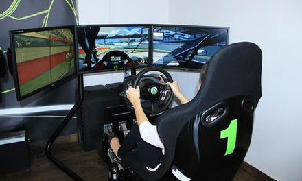 racing simulation mondeville simulateur de formule 1. Black Bedroom Furniture Sets. Home Design Ideas