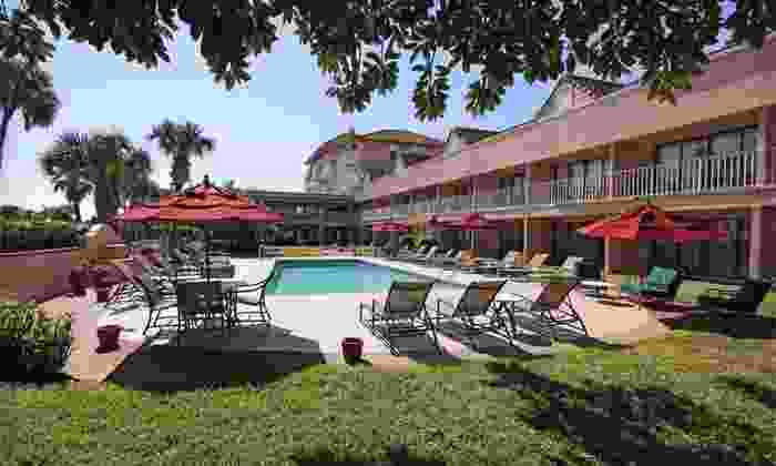 The Inn at Cocoa Beach - Cocoa Beach, FL: Stay at The Inn at Cocoa Beach in Florida. Dates into September Available.