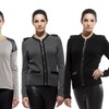 YAL New York Tops and Dresses with Faux-Leather Accents