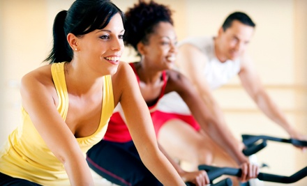 10 or 20 Group Fitness Classes or One-Month Gym Membership at BJC WellAware Center (Up to 78% Off)