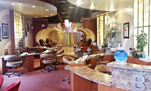 Bliss Nail Spa: $55 for a Bliss Manicure and a Purissima Organic Spa Pedicure at Bliss Nail Spa ($85 Value)