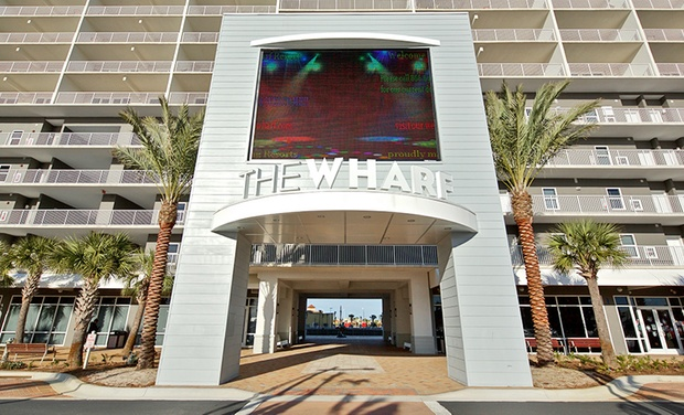 Laketown Wharf - Panama City, FL: Stay at Laketown Wharf in Panama City Beach, FL; Dates into February