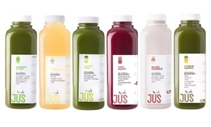Juice Cleanses