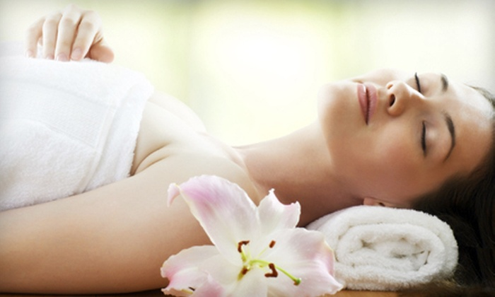 Bella Luna Day Spa - McLean: 60-Minute Massage or Date Night Spa Package for Two with Massage and Pedicure at Bella Luna Day Spa (Up to 48% Off)