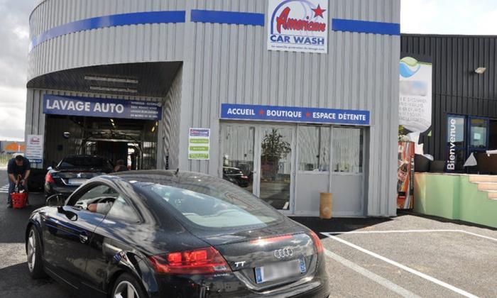 American American Rennes Car Car Wash Wash American Wash Car Rennes W9H2beYEDI