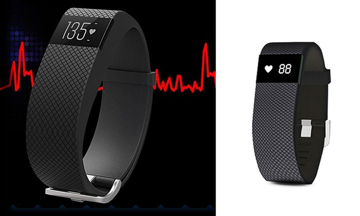 TINYDEAL TRADING LIMITED: $29 IDO ID100 Smart Bracelet with Heart Rate Monitor in Choice of Colour