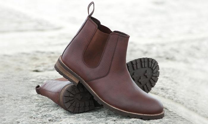 b42a685c8ce8 Samuel Windsor Prestige Boots   Groupon Goods
