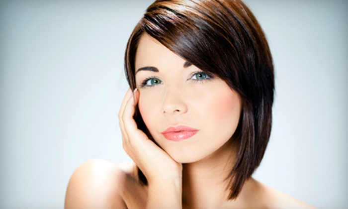 Suddenly Slimmer Day and Med Spa - Phoenix: $199 for a Laser Skin-Tightening Face-Lift at Suddenly Slimmer Spa ($600 Value)
