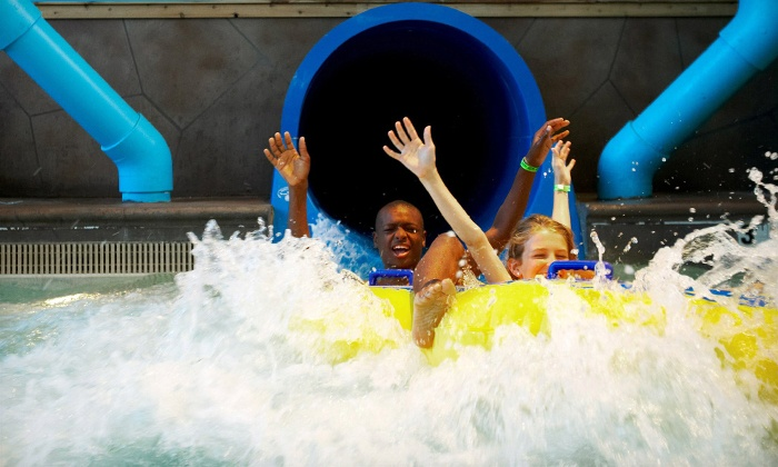 CoCo Key Water Resort - Sharonville: Full-Day Visit for One, Two, or Four or a Birthday Party Package at CoCo Key Water Resort (Up to 59% Off)
