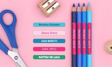 Adesivi per bambini personalizzabili