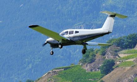 30 oder 60 Min. Rundflug in einem Ultraleichtflugzeug (selber Fliegen) bei Rundflüge ReiningAir (bis zu 40% sparen*)