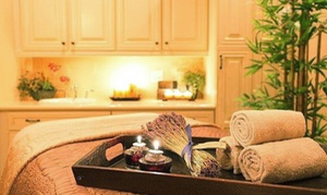 Eden Day Spa: $129 for a New Client Package with Swedish Massage, Facial, and O2 Mist at Eden Day Spa ($250 Value)