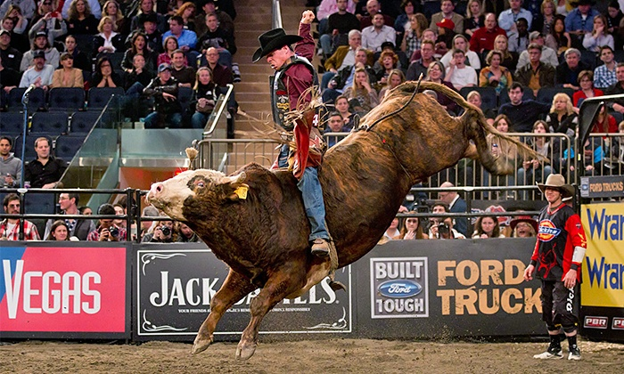 PBR: Professional Bull Riders - The Theater at Madison Square Garden: PBR: Professional Bull Riders Event at Madison Square Garden on January 16, 17, or 18 (Up to 25% Off)