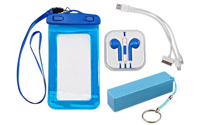 Mobile Beach Package (for AED 59) with Powerbank (for AED 69) (Up to 63% Off)