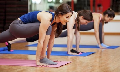 Five Hot Yoga <strong>Classes</strong> at Sumits Yoga (60% Off)