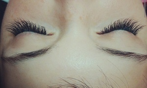 Pretty in Wink: Full Set of Eyelash Extensions at Pretty in Wink (36% Off)