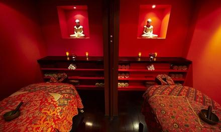 1, 2 ou 3 séances au choix parmi massage du dos ou réflexologie plantaire dès 44,99 € chez Serendip Spa, Yoga & Store