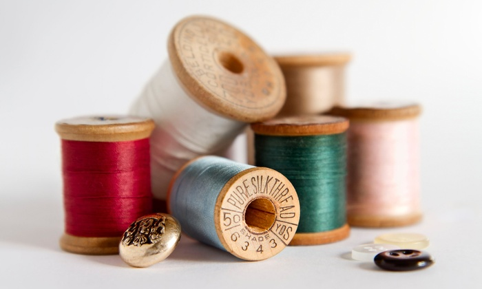 Made Sewing Studio - Greenwood: Beginner or Advanced Beginner Sewing Classes for One or Sewing Party for Six at Made Sewing Studio (Up to 53% Off)