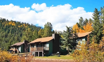 1-Night Stay for Four or 2-Night Stay for Four, Eight or Ten in a Cabin at Antler Ridge Resort Cabins in Greer, AZ