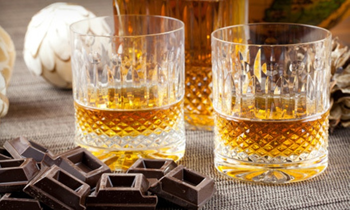 Intoxicated Chocolates: $19 for $40 Worth of Liquor-Infused Chocolates from Intoxicated Chocolates