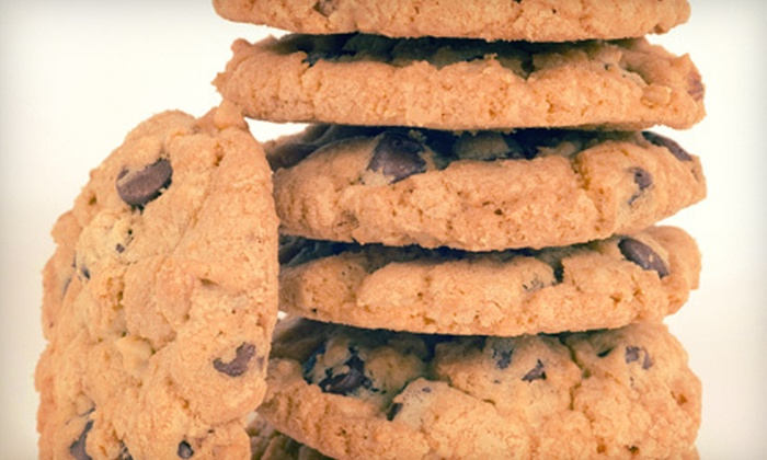The Cookie Store - Wolfchase: $12 for a 16-Inch Round Cookie Cake at The Cookie Store ($23.95 Value)
