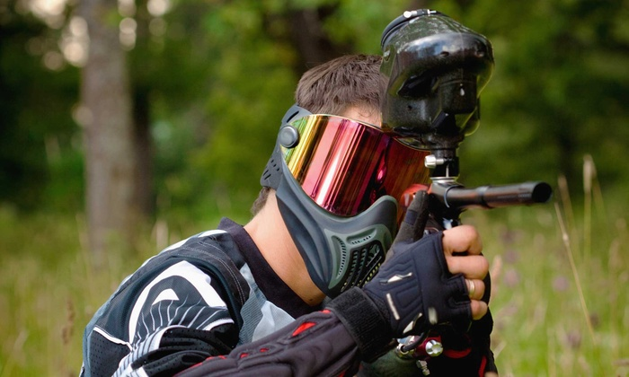 Collin County Paintball Park - Celina: Paintball for Two, Four, or Eight at Collin County Paintball Park LLC in Anna (Up to 60% Off)