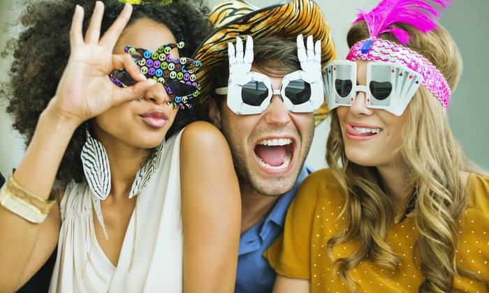 Digital Innovations Group - Fort Lauderdale: $450 for $899 Worth of Photo-Booth Rental — Digital Innovations Group