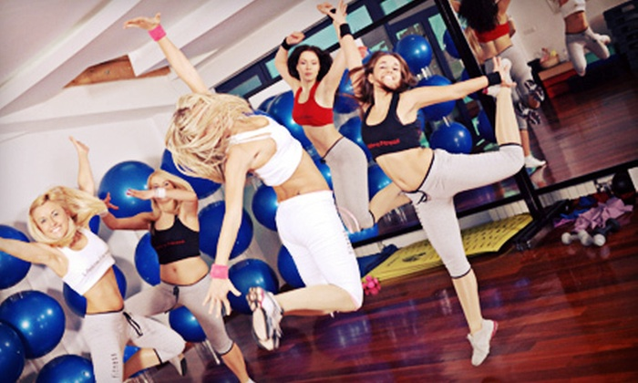 Studio 310 - North Potomac: 10 or 20 Cardio Hip Hop or Tae-Bo Classes at Studio 310 (Up to 56% Off)