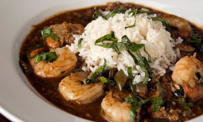 New Orleans Taste & See - Ribinson: $6 for $10 Worth of Cajun Food — New Orleans Taste & See