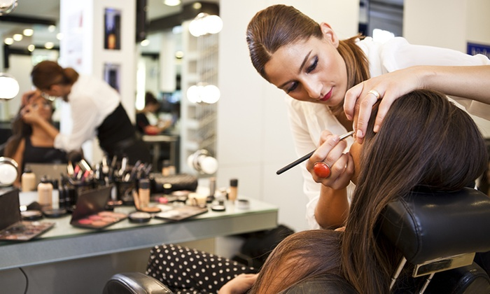 Color Me Pretty - New York City: Makeup Lesson and Application from Color Me Pretty  (50% Off)