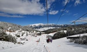 RMSL Puyvalador: Un forfait de ski d'1 ou 2 journées pour 1 ou 2 personnes dès 19,90 € avec RMSL Puyvalador