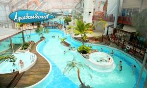 Aquaboulevard: 1 an d'accès illimité au parc aquatique Aquaboulevard, seul ou en famille, à partir de 99 € seulement