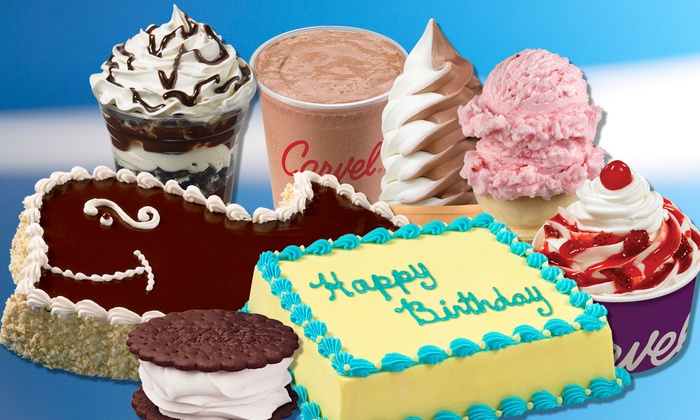 Carvel Ice Cream - Keller Town Center: Ice Cream and Cake at Carvel Ice Cream (Up to 45% Off). Three Options Available.