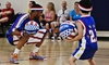 Harlem Globetrotters Summer Basketball Clinic - Multiple Locations: $66 for a Kids' Harlem Globetrotters Summer Skills Clinic, Backpack, and Ticket to a 2015 Game (Up to $110 Value)