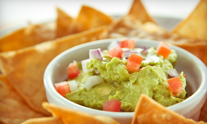 Cafe Olé - Brookside: Southwestern Fare with Appetizers and Drinks for Two or Four at Cafe Olé (Up to 54% Off)