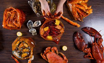 Up to 40% Off Seafood at Chasin' Tails Cajun Seafood & Bar
