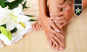 MUSA LUXURY SPA: Percorso spa, manicure e pedicure da Musa Luxury Spa in Via XX Settembre